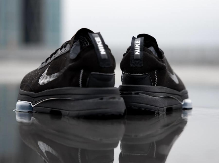 Nike Air Zoom Type en daim noir (2)