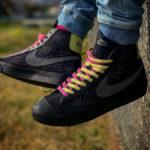 Nike Blazer 77 Mid 'Spider Web' Halloween 2020