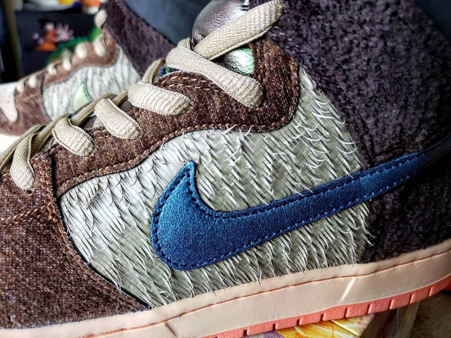Nike Dunk High Pro SB Dinde Cigogne (5)