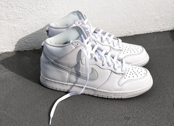 Nike Dunk High SP White Pure Platinum CZ8149-101