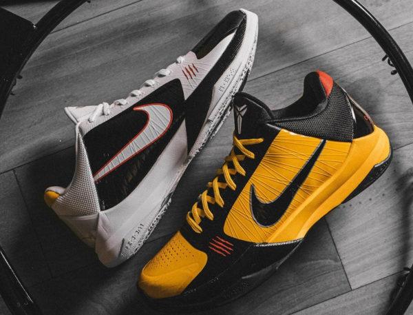 Nike Kobe 5 Protro Bruce Lee 2020 Alt CD4991