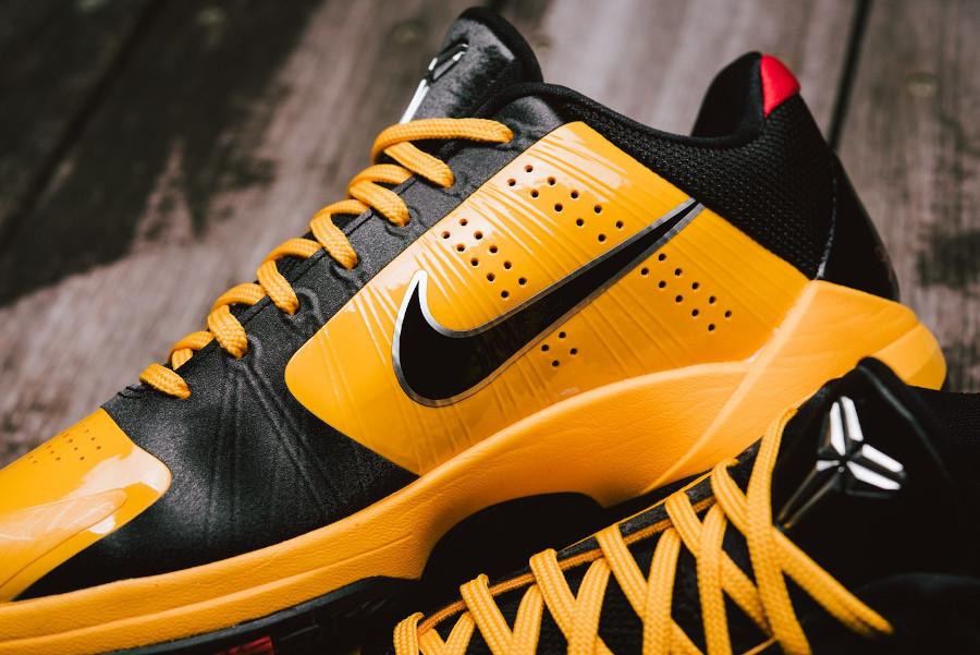 Nike Kobe V Del Sol Comet Red Black 20 (1)