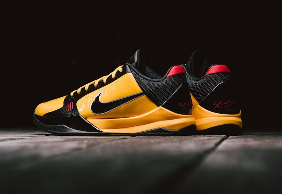 Nike Kobe V Del Sol Comet Red Black 20 (3)