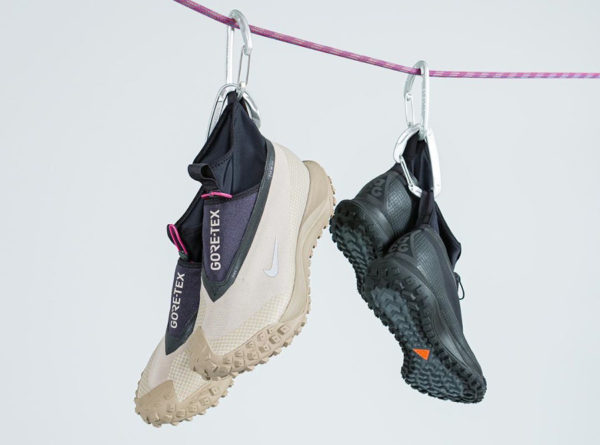 Nike React Mountain Fly GTX Gore Tex ACG