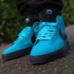 Nike Zoom Blazer SB Mid 'Baltic Blue Black' Inverted Pack