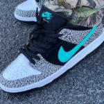 Nike Dunk Low Pro SB 'Atmos Elephant' Clear Jade
