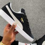 Puma Suede Classic VTG XXI Black White