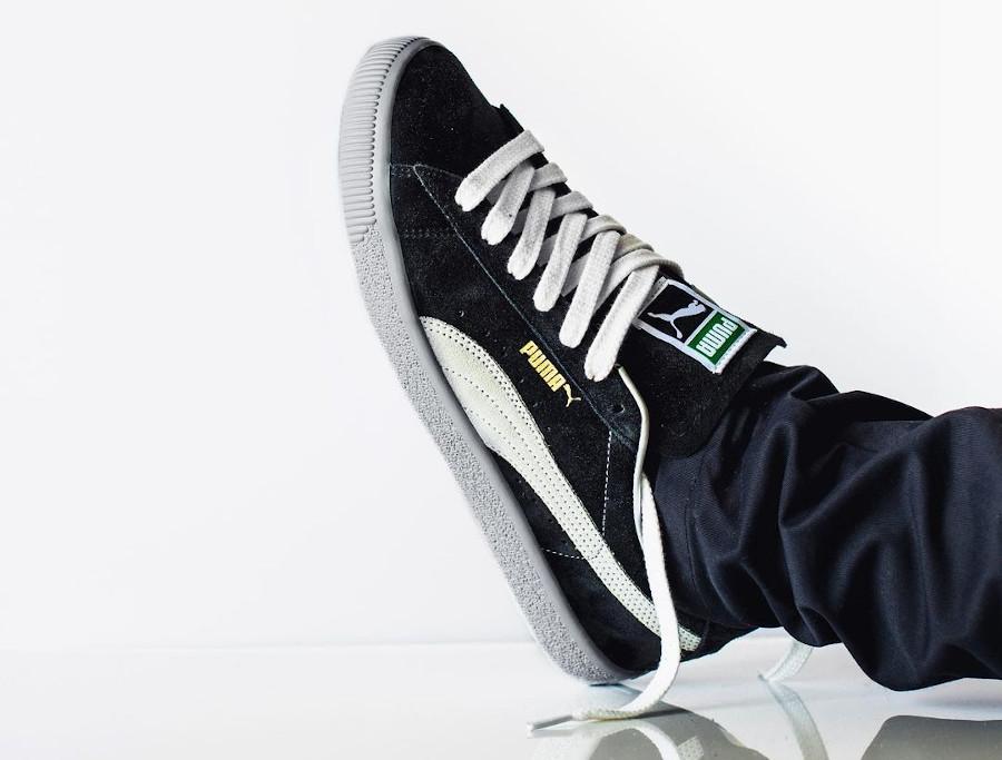 Puma Suede Vintage en daim noir 2021 (4)