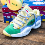 Billionaire Boys' Club x Reebok Question Low 'Bubba Chuck Flavor'