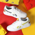 Tom and Jerry x Reebok Royal Techque T 'White Cold Grey 5 Yellow'