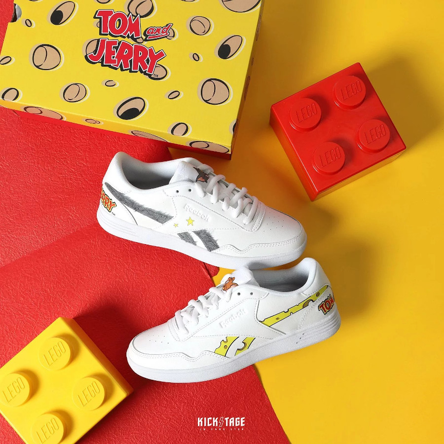 Reebok Royal Techque T Tom et Jerry 2020 (drop 2)