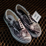 Museum of Modern Art x Vans Era 'Edvard Munch : The Scream 1895'