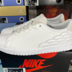 Air Jordan 1 Centre Court 'White on White'