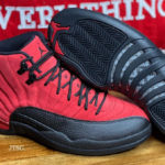 Air Jordan 12 Retro Varsity Red Black 'Reverse Flu Game'