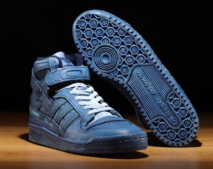 Adidas Forum Hi Light Blue (1)
