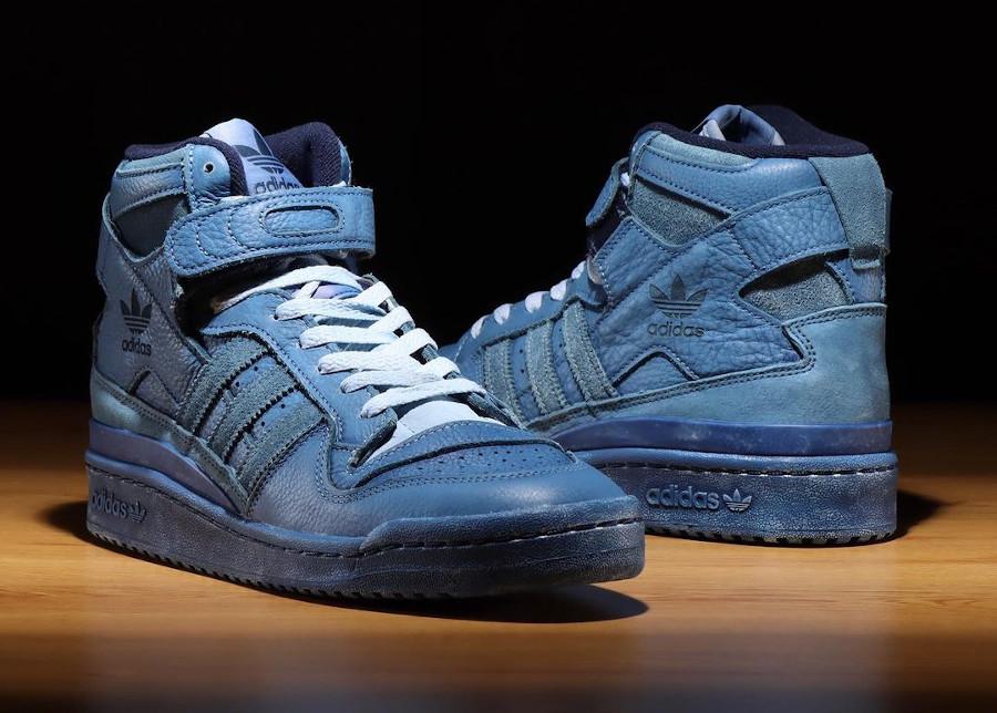 Adidas Forum Hi Light Blue (3)