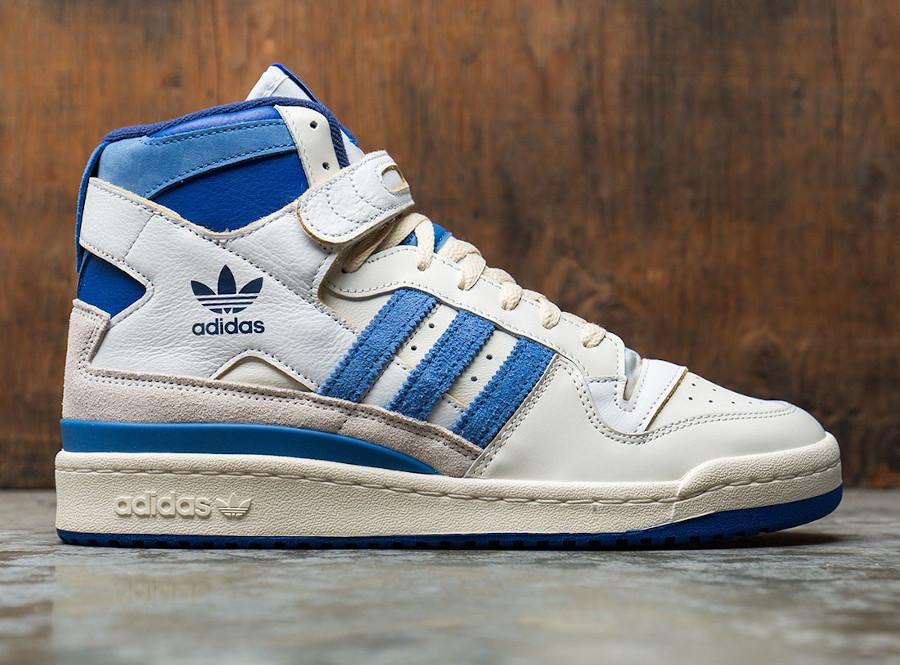 Adidas-Forum-Hi-blanche-et-bleu-vintage-1
