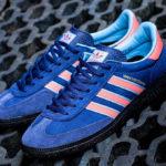 Adidas Manchester 89 SPZL 'Dark Blue Bright Red' (City Series 2020)