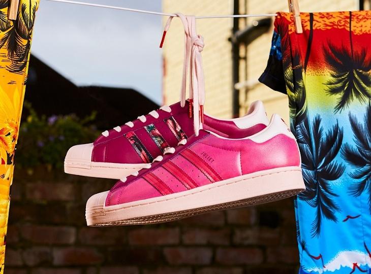 Adidas Superstar Claire Danes