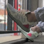 Adidas Ultra 4D Runner Energy Concepts 'Crystal White Super Pink'