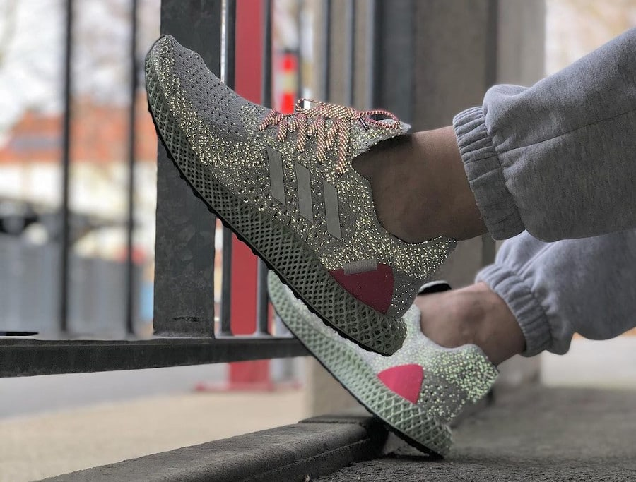 Adidas Ultra 4D réfléchissante