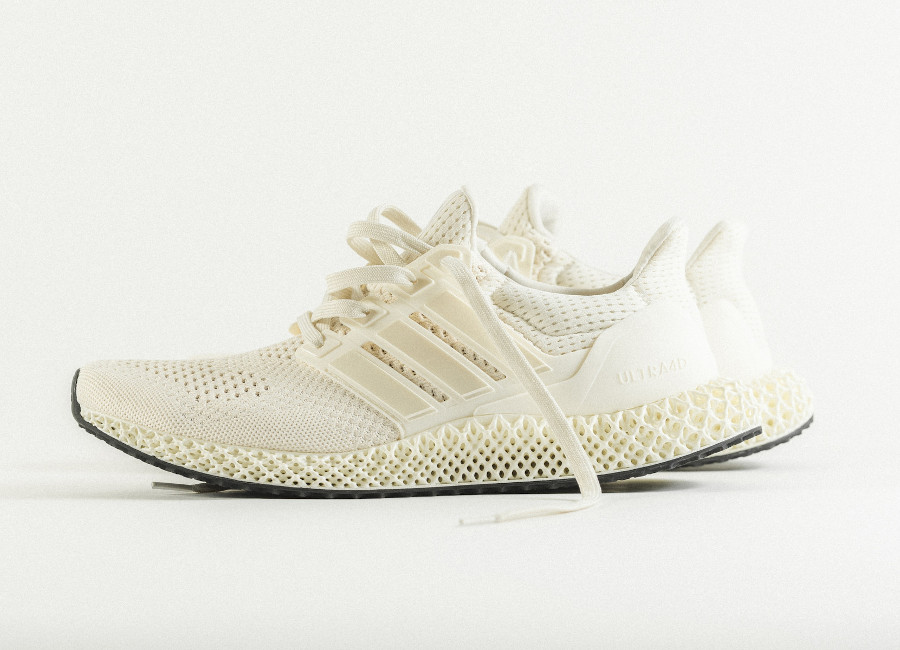 Adidas Ultra Boost 4D beige (1)