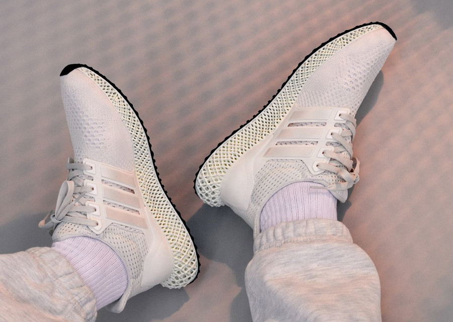 Adidas Ultra Boost 4D beige (5)