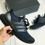 Adidas Ultra 4D 5.0 Core Black Carbon