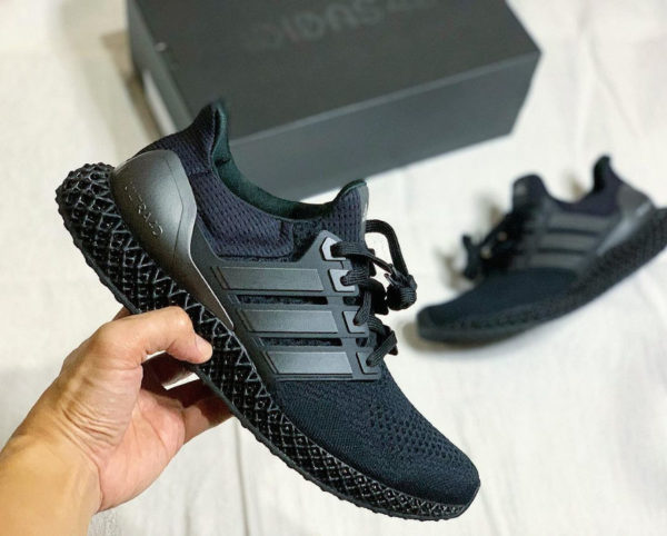Adidas Ultra4D 5.0 Futurecraft Triple Black G58160