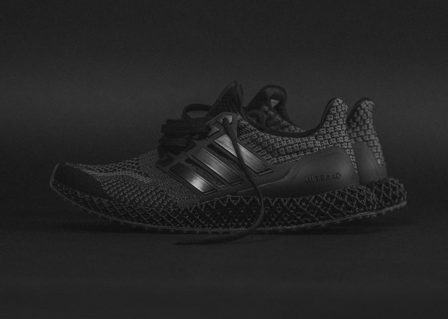 Adidas UltraBoost 1.0 4D noire (3)