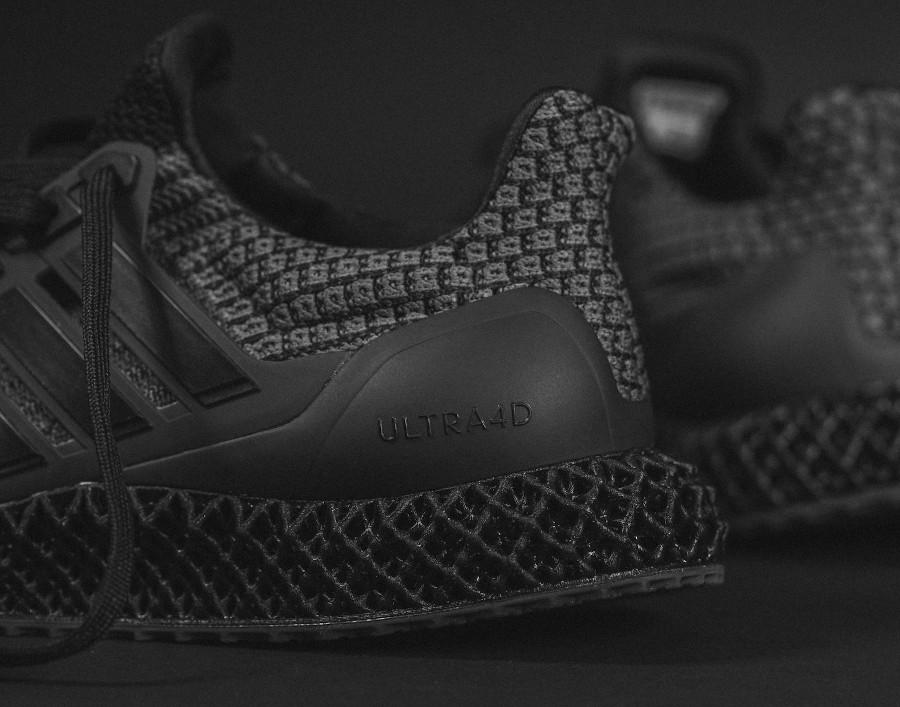 Adidas UltraBoost 1.0 4D noire (4)
