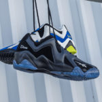 Dime x Reebok Kamikaze II Low Collegiate Royal & Black