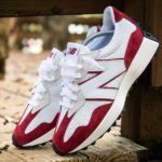 New Balance 327 'Primary Pack' White Scarlet Red