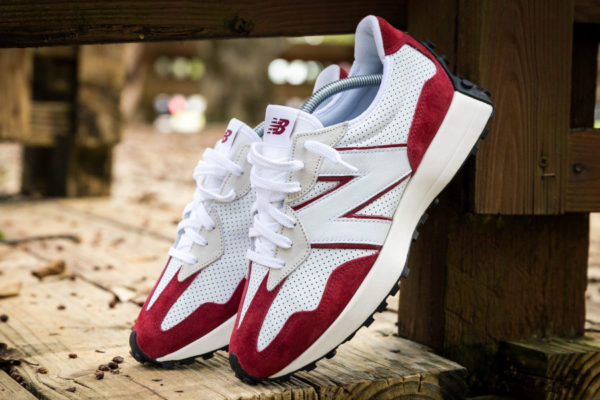 NB 327 MS327PE Primary Pack Scarlet Red