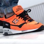 New Balance 1500 Neon Orange Black (made in England)
