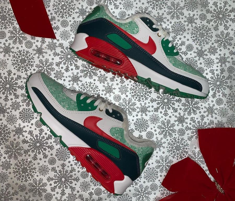 Nike 90 pull moche de Noël (3)