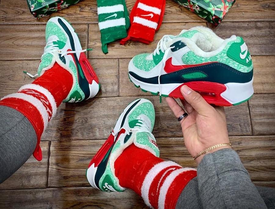 Nike 90 pull moche de Noël (4)