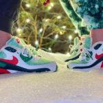Nike Air Max 90 Premium Nordic Christmas
