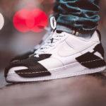 Nike AF1 NDSTRKT White Black