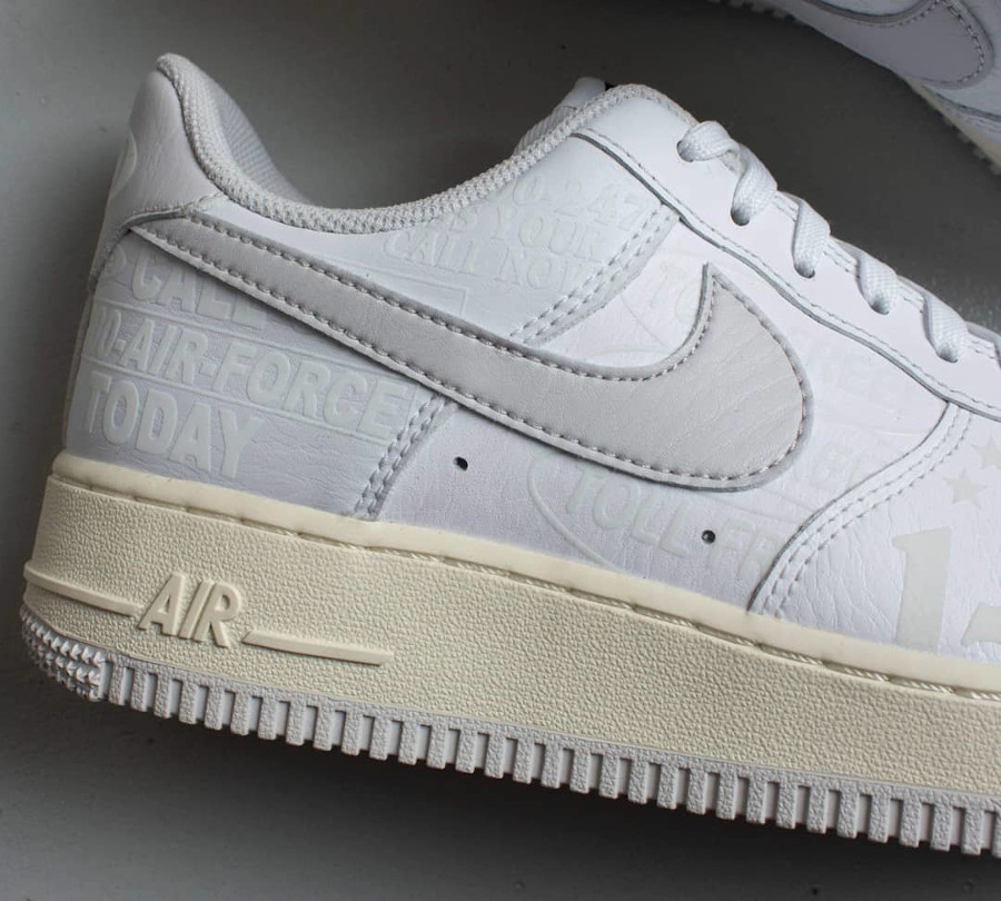 Nike Air Force 1 hotline 3M Reflective (2)