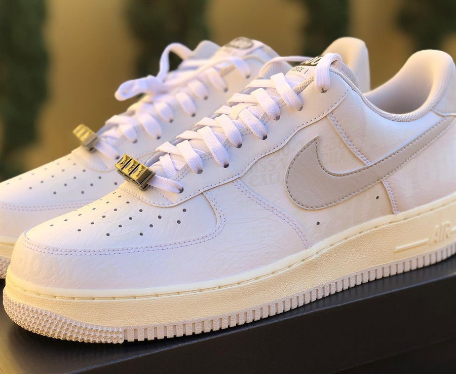 Nike Air Force 1 hotline 3M Reflective (3)