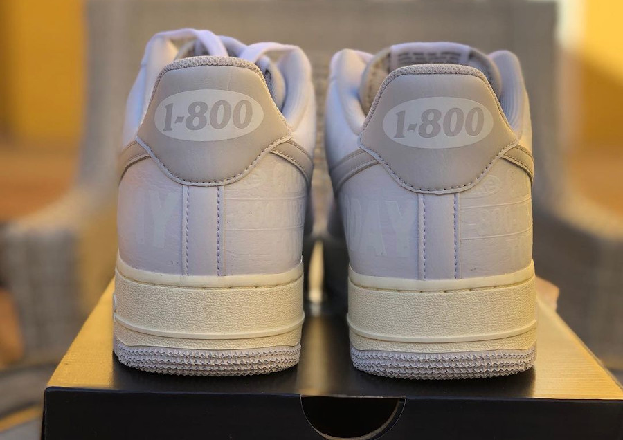 Nike Air Force 1 hotline 3M Reflective (4)