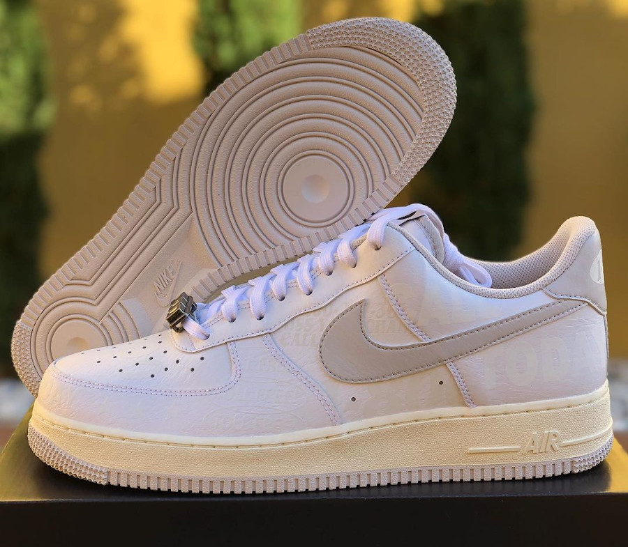 Nike Air Force 1 hotline 3M Reflective (5)