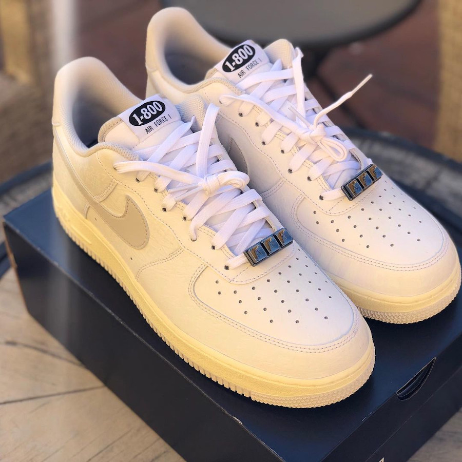Nike Air Force 1 hotline 3M Reflective (7)