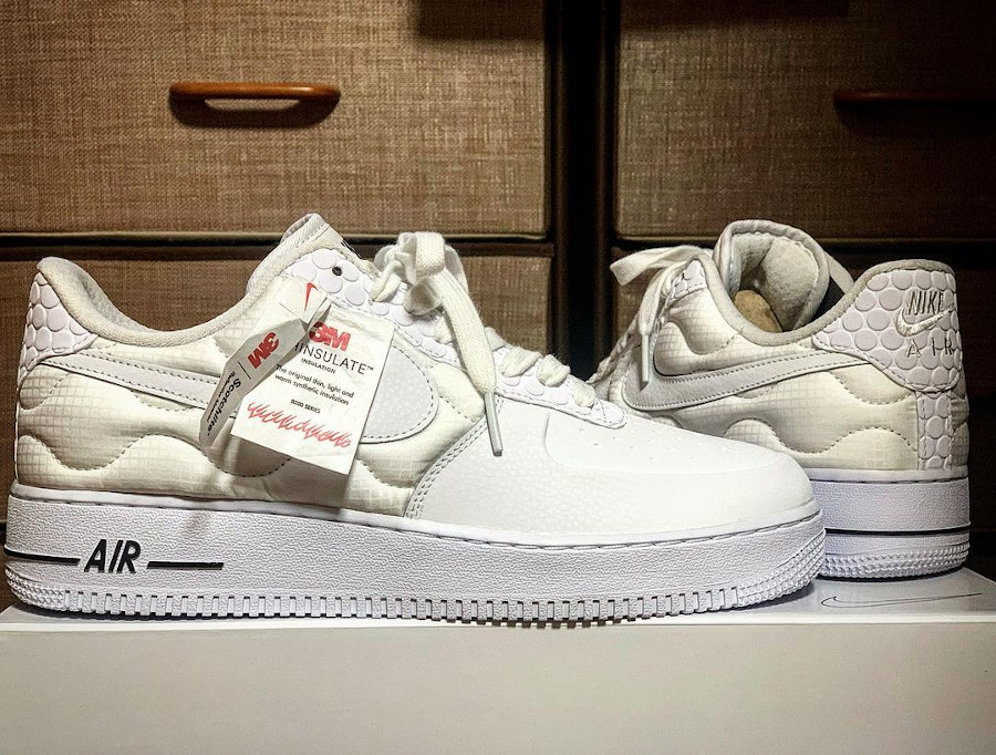 Nike Air Force 1 réfléchissante __to__m__y__