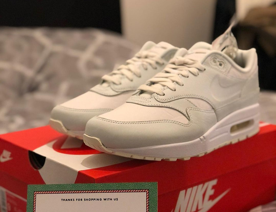 Nike Air Max 87 blanche Tears Away (2)