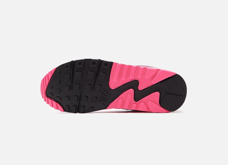 Nike Air Max III Originale blanche grise et rose (3)