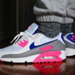 Nike Wmns Air Max III OG 'Concord' Vast Grey Pink Blast