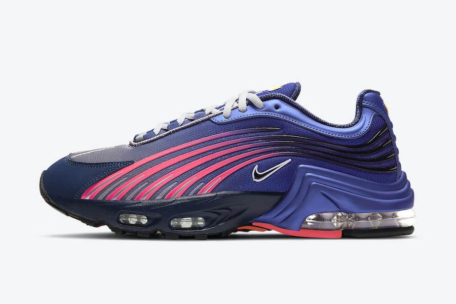 Nike Air Max Plus 2 Blue Pink Black
