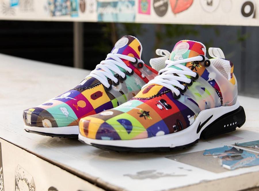 Nike Air Presto QS Origins Ads Multicolor CJ1229 900